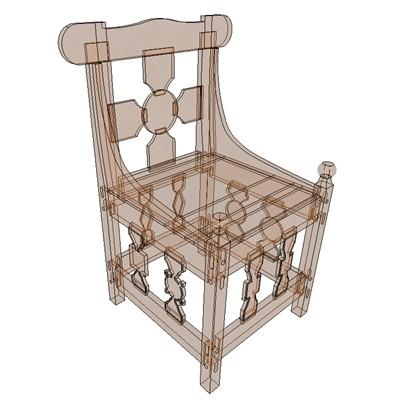 chaise viking plan